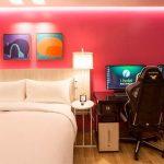 """Hotel """"gamer"""" ofrece habitaciones con PCs potentes"""