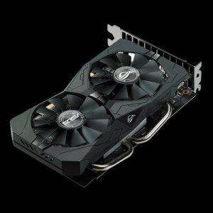 Asus anuncia su tarjeta gráfica ROG Strix Radeon RX 560 EVO
