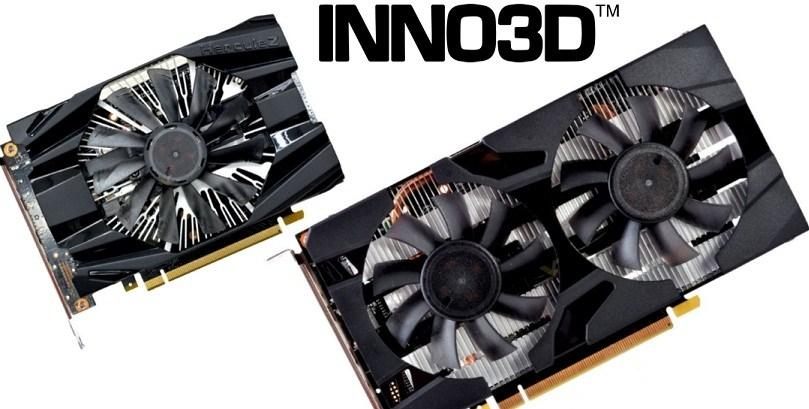 Nuevas tarjetas gráficas  P106-090 y P106-100 de Inno3D