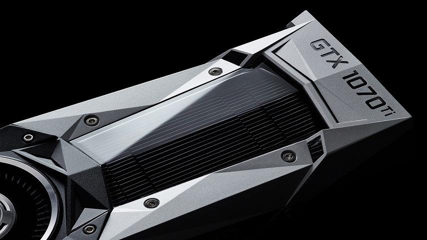 Nvidia lanza su tarjeta gráfica GeForce GTX 1070 Ti