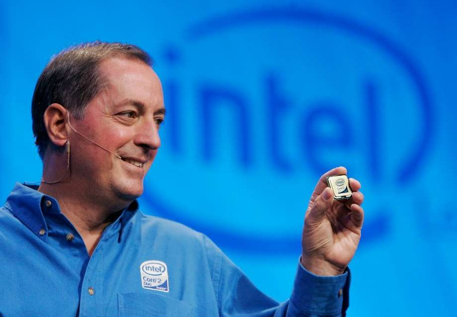 Falleció Paul Otellini ex CEO de Intel