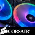 Nuevos ventiladores LED RGB LL120 y LL140 de Corsair