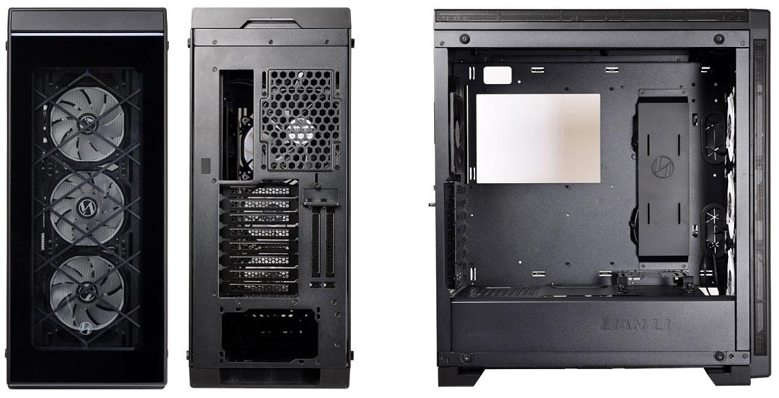 Lian-Li Alpha 550 RGB
