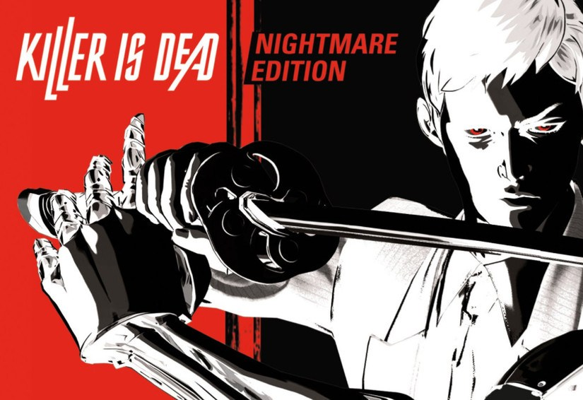 Gratis KILLER IS DEAD – NIGHTMARE EDITION cortesia de Humble Bundle