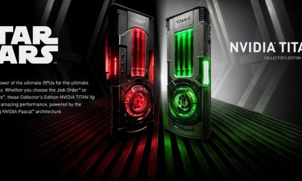 Nvidia anuncia las GTX TITAN Xp Collector's Edition: Star Wars