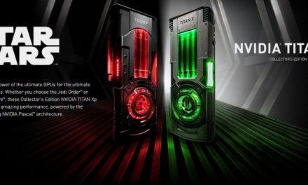 Nvidia anuncia las GTX TITAN Xp Collector's Edition: Star Wars