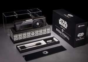 NVIDIA TITAN Xp GALACTIC EMPIRE - GTX TITAN Xp Collector's Edition: Star Wars