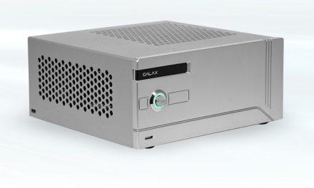 Solución de gráficos externo SNPR GTX 1060 de Galax y KFA2
