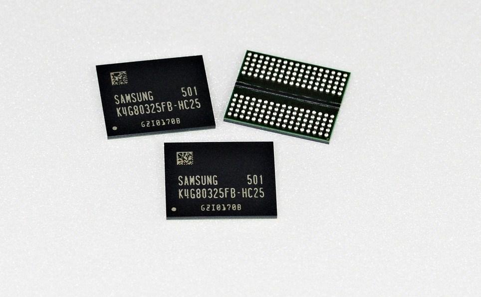 Samsung aumentará su producción de DRAM