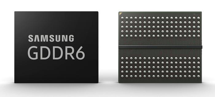 Samsung revela información de la nueva memoria GDDR6