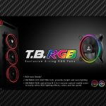 Enermax lanza sus ventiladores T.B. RGB