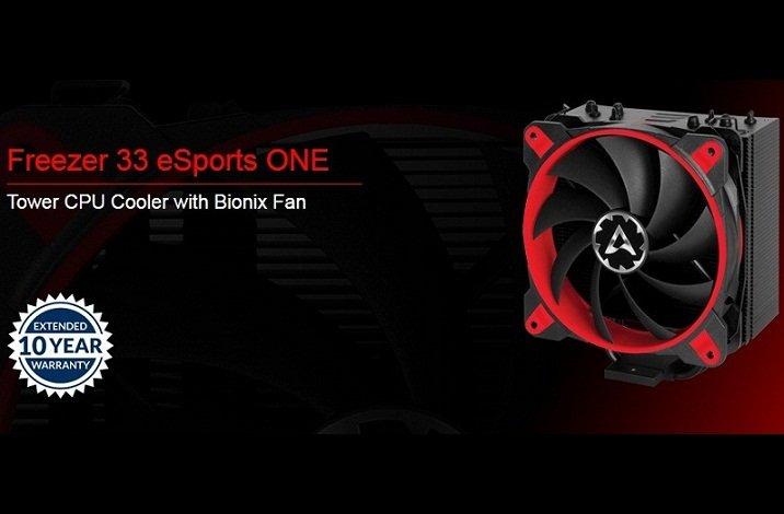 Nuevo Freezer 33 eSports One de Artic