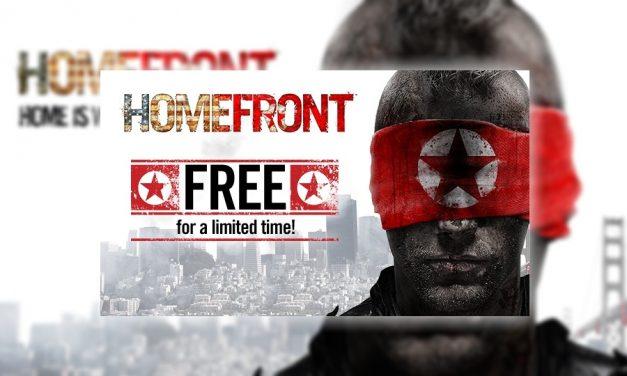 Consigue el juego Homefront gratis cortesia de Humble Bundle